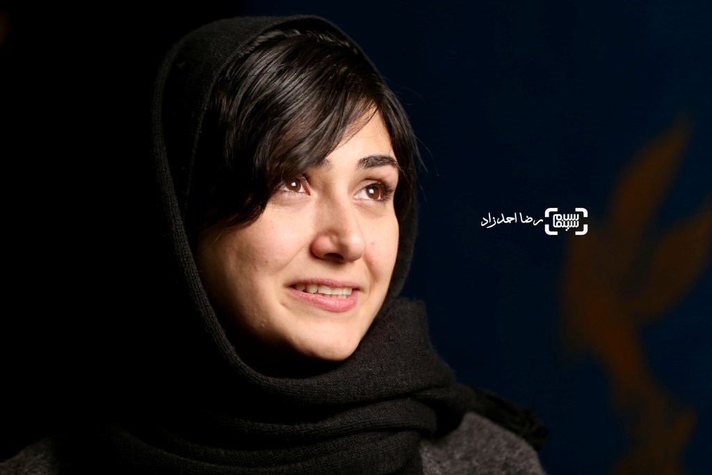باران کوثری در اکران «سد معبر» در سی و پنجمین جشنواره فیلم فجر