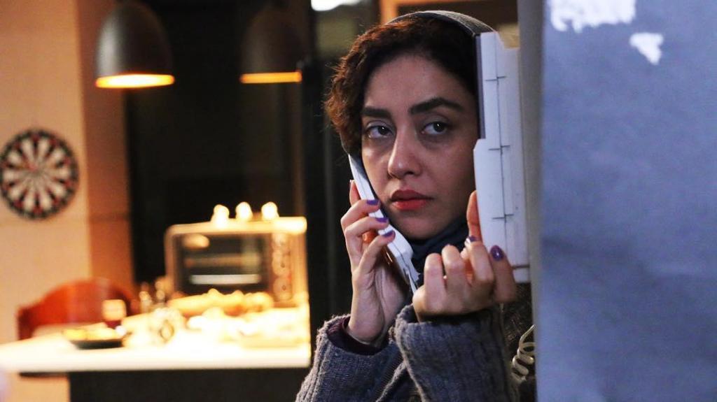 فیلم «بارکد» با بازی بهاره کیان افشار