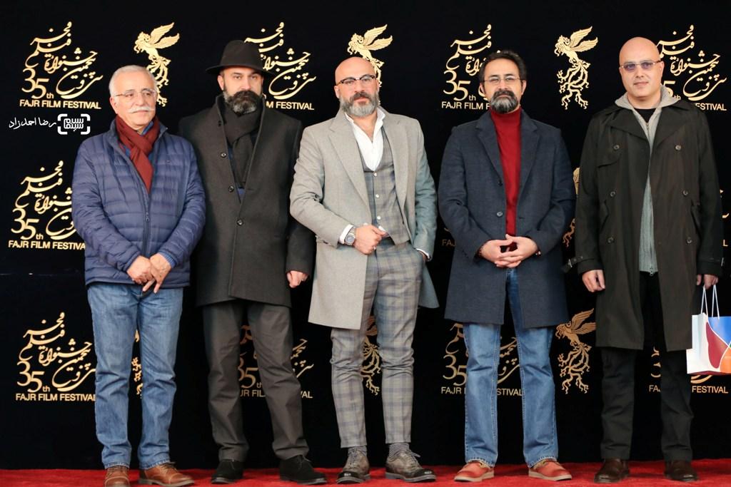 گزارش تصویری اکران و نشست فیلم «بدون تاریخ بدون امضا» در جشنواره ...