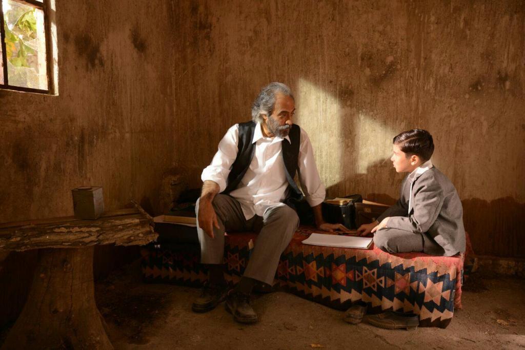نمایی از فیلم «کمدی انسانی» ساخته محمدهادی کریمی