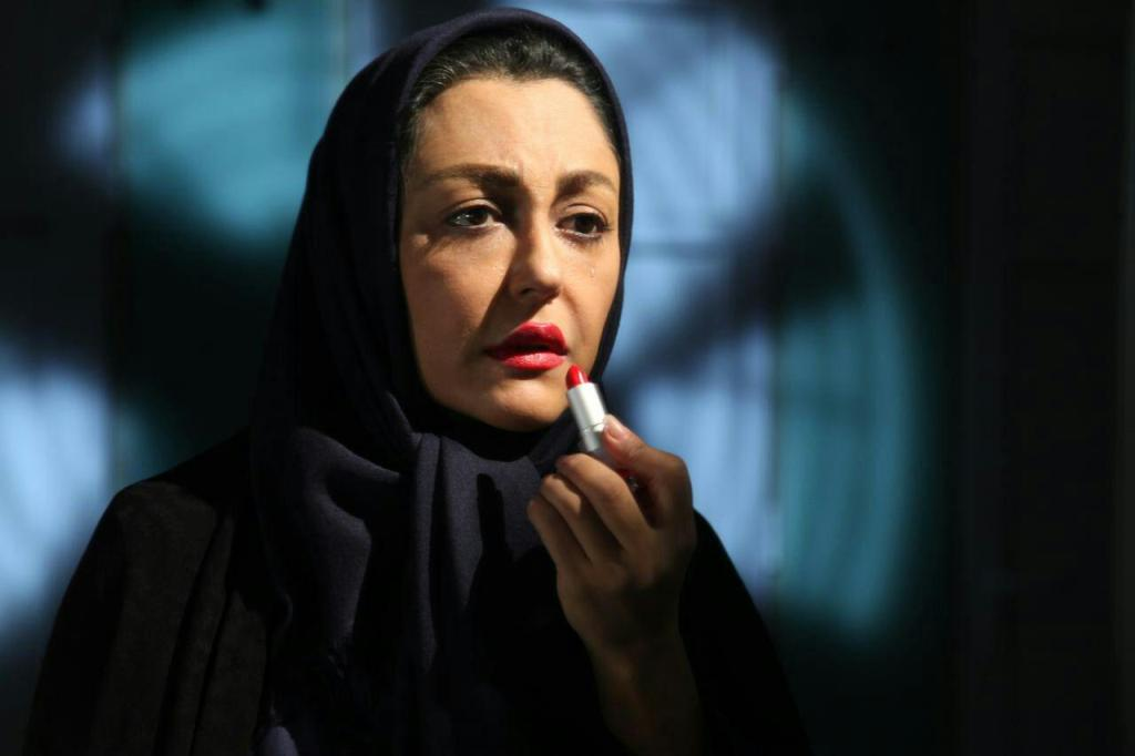 شقایق فراهانی در فیلم «دعوتنامه»