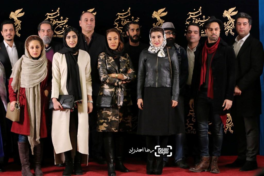 اکران فیلم «گشت 2» در سی و پنجمین جشنواره فیلم فجر