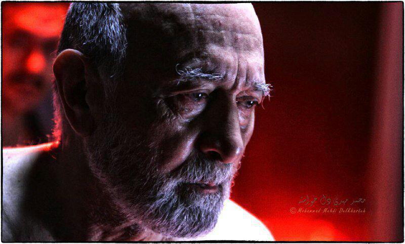 پرویز پورحسینی در فیلم «قاتل اهلی» مسعود كيميايى