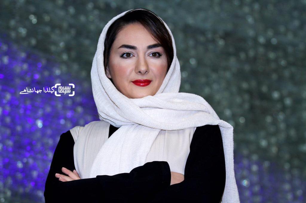 هانیه توسلی در اکران خصوصی «سیانور»