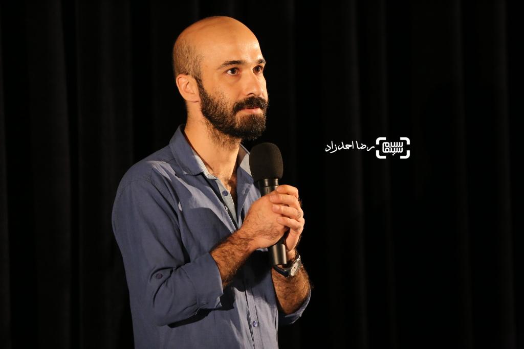 حسین کندری در اکران خصوصی «اینجا کسی نمی میرد»