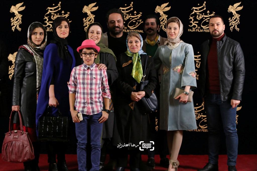 اکران فیلم «ایستگاه اتمسفر» در سی و پنجمین جشنواره فیلم فجر