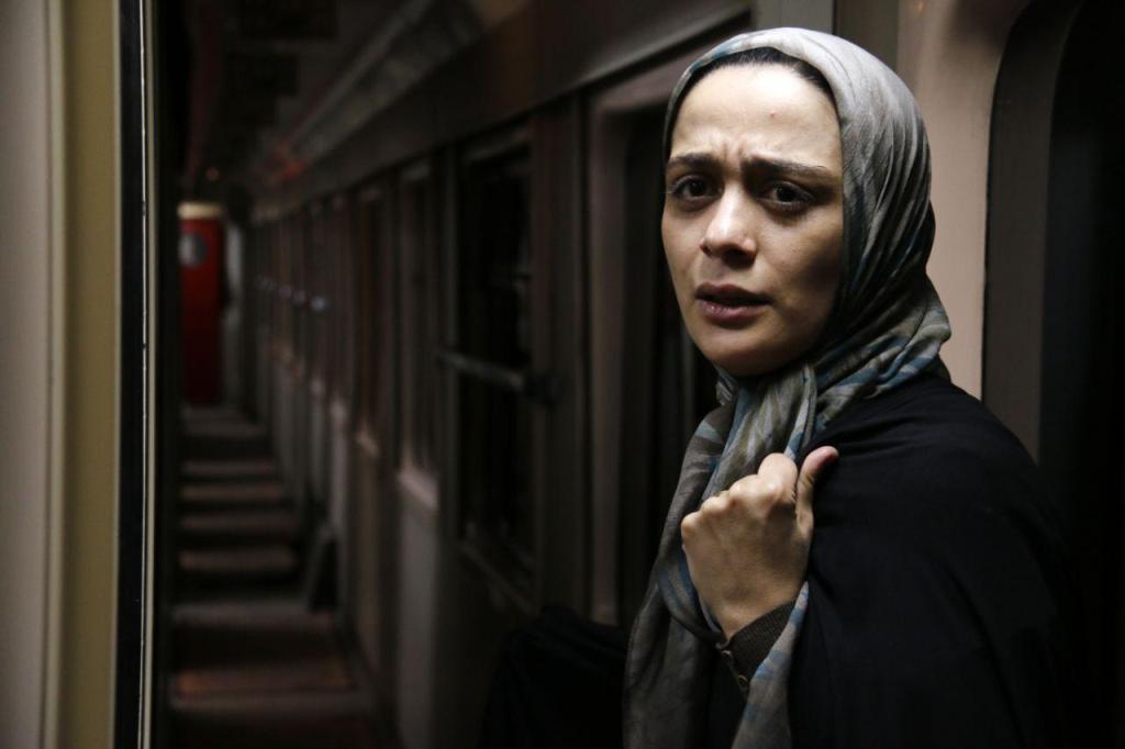 مارال فرجاد در فیلم «جاودانگی»