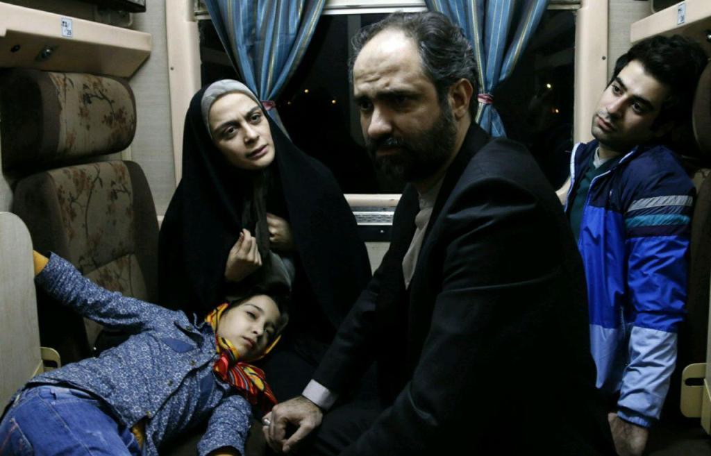 مارال فرجاد ، علی ابدالی ، آرمان آریانسب و عسل رمضانی در فیلم «جاودانگی»