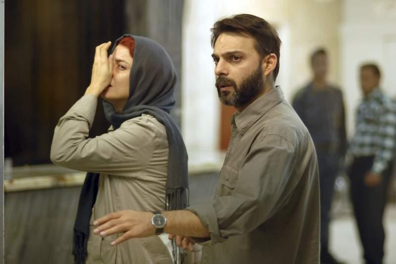 فیلم «جدایی نادر از سیمین» با بازی پیمان معادی و لیلا حاتمی