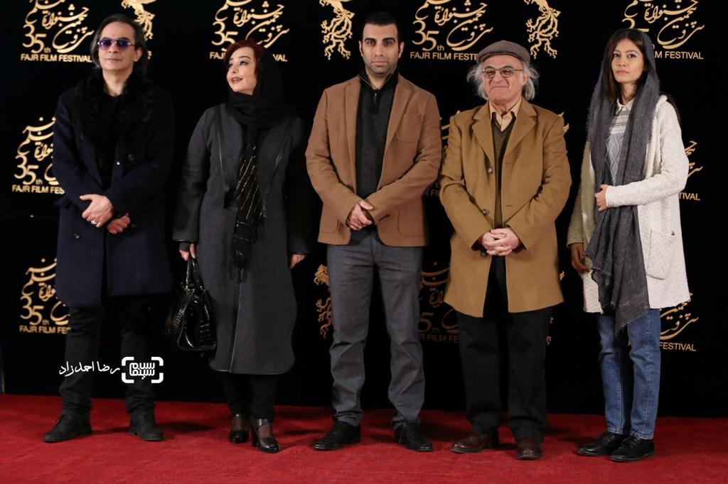 اکران فیلم «خفه گی» در سی و پنجمین جشنواره فیلم فجر