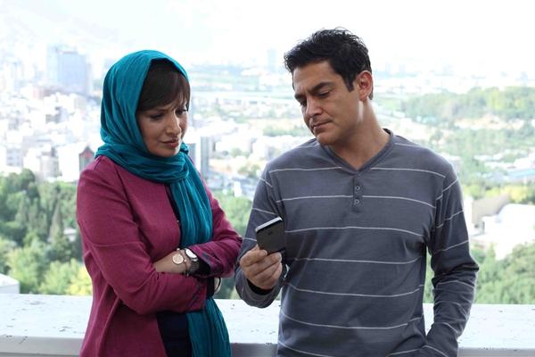 محمدرضا گلزار و آیدا کیخایی در فیلم «خشکسالی و دروغ»