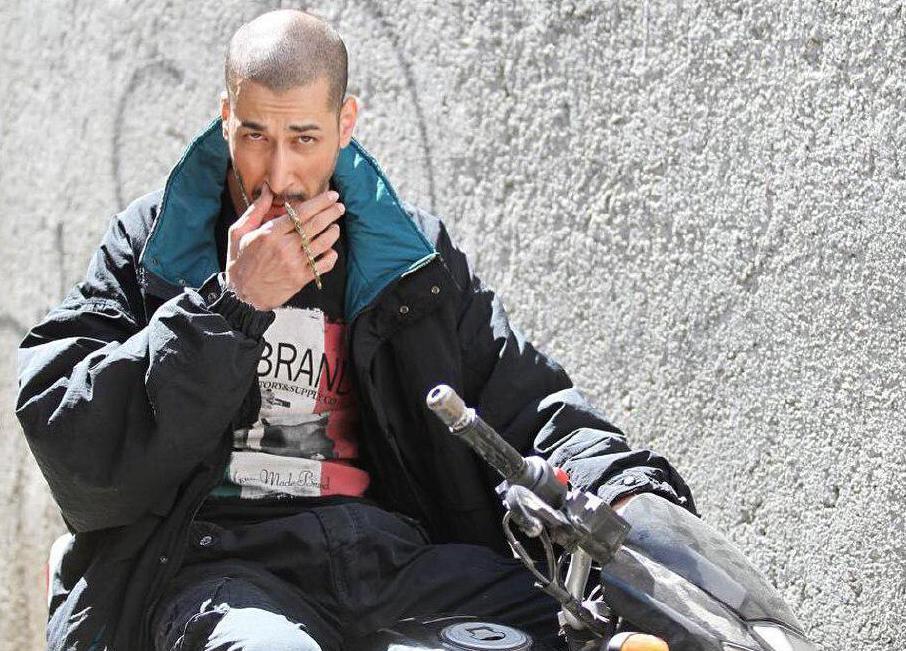 بهرام افشاری در فیلم «لانتوری»
