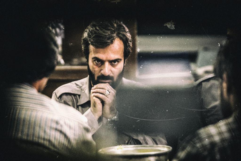 احمد مهران فر در فیلم سینمایی «ماجرای نیمروز»