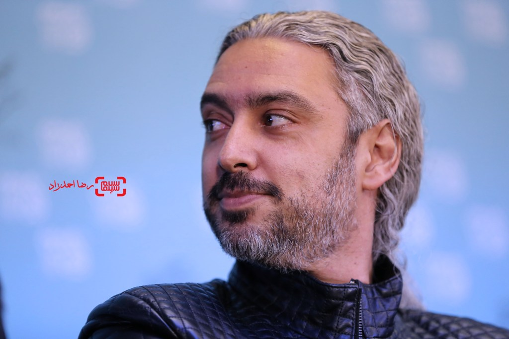 مازیار فلاحی در نشست خبری فیلم «یادم تو را فراموش» در سی و پنجمین جشنواره فیلم فجر