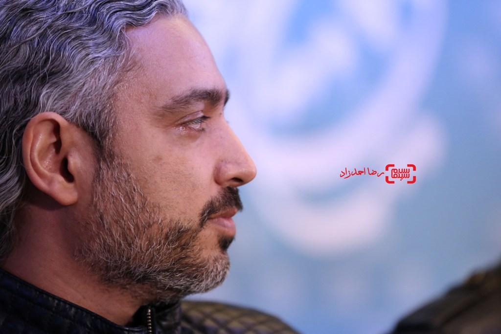 مازیار فلاحی در نشست خبری «یادم تو را فراموش» در جشنواره فیلم فجر35