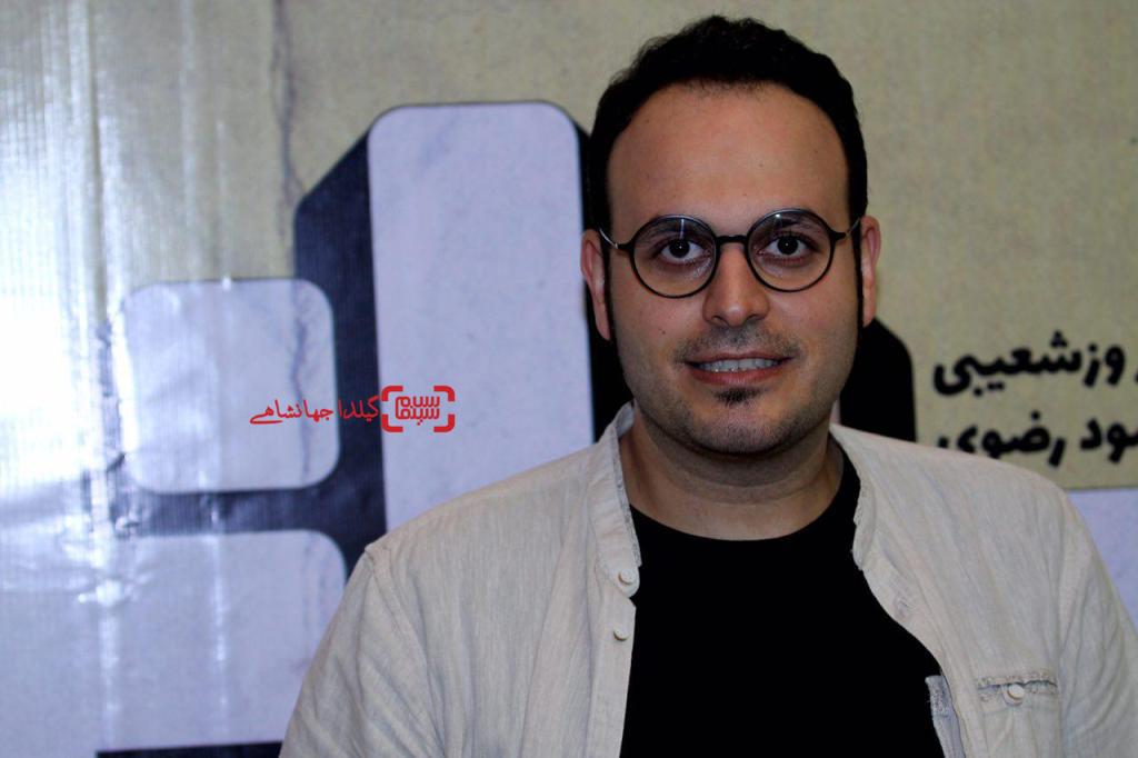 محمدحسین مهدویان در اکران خصوصی فیلم «سیانور»
