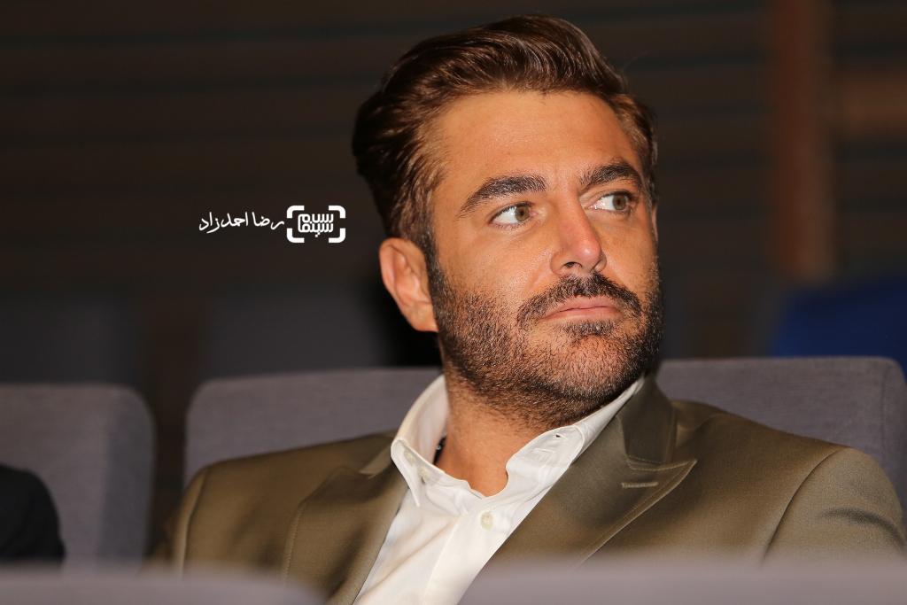 محمدرضا گلزار در اکران خصوصی فیلم «خشکسالی و دروغ»