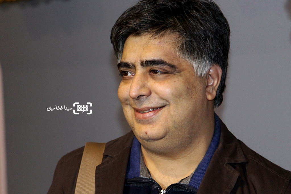 رضا شفیعی جم در اکران خصوصی فیلم «این زن حقش را میخواهد»