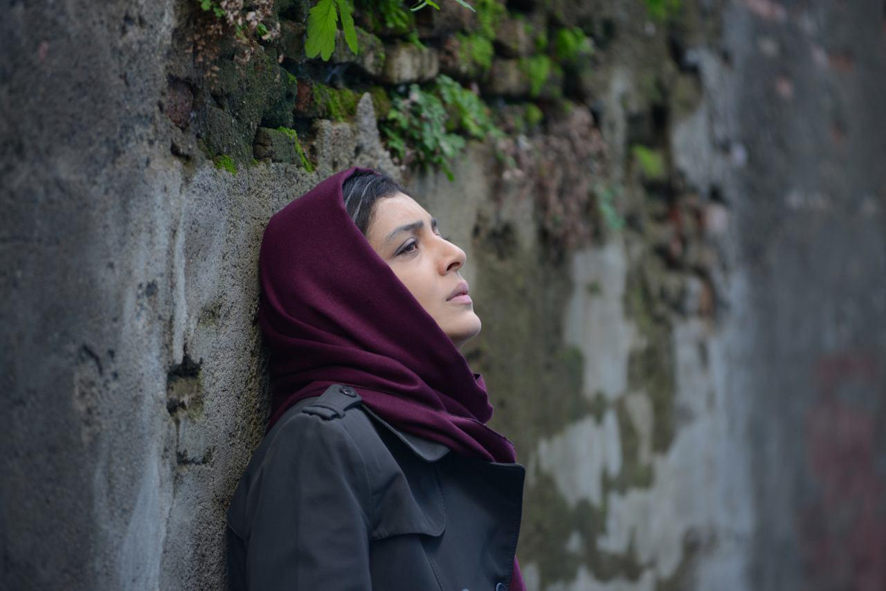 ساره بیات در نقش ناهید در فیلم «ناهید»