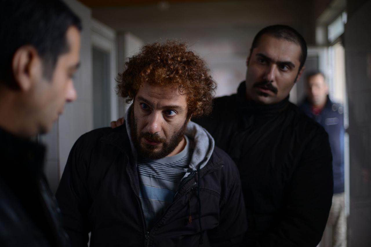 نویدمحمدزاده در فیلم «ناهید»