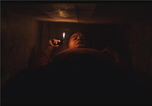 اکبر عبدی در فیلم مذاکرات مستقیم آقای عبدی