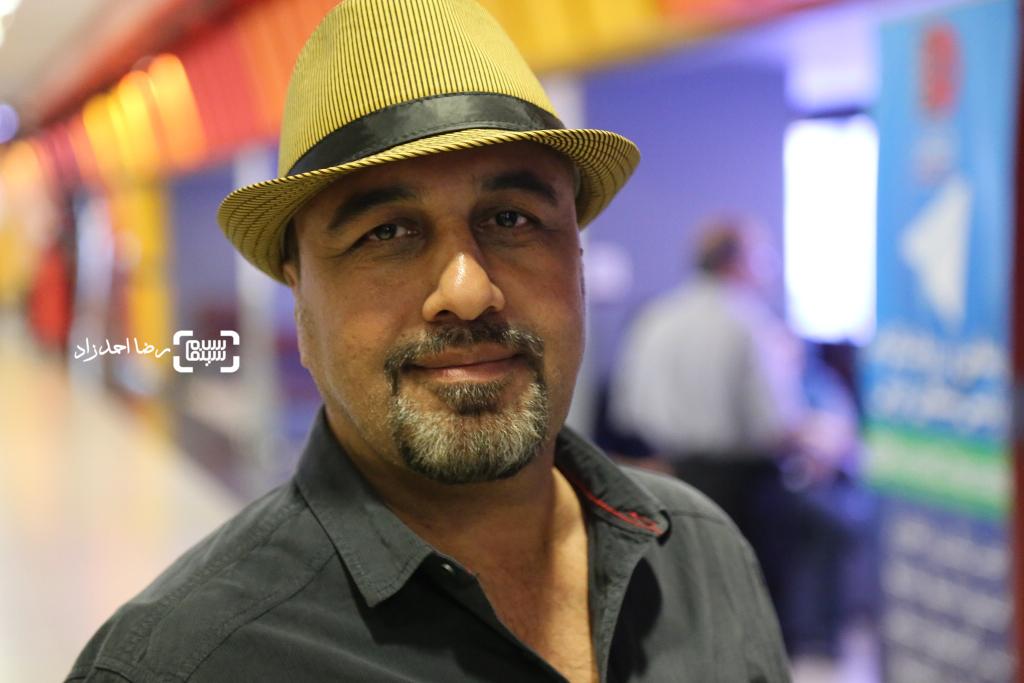 رضا عطاران در اکران خصوصی فیلم «ربوده شده»