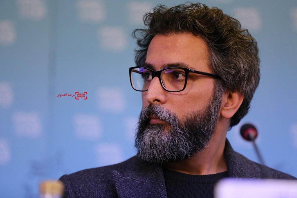 سعید ملکان در نشست «ویلایی ها» در سی و پنجمین جشنواره فیلم فجر