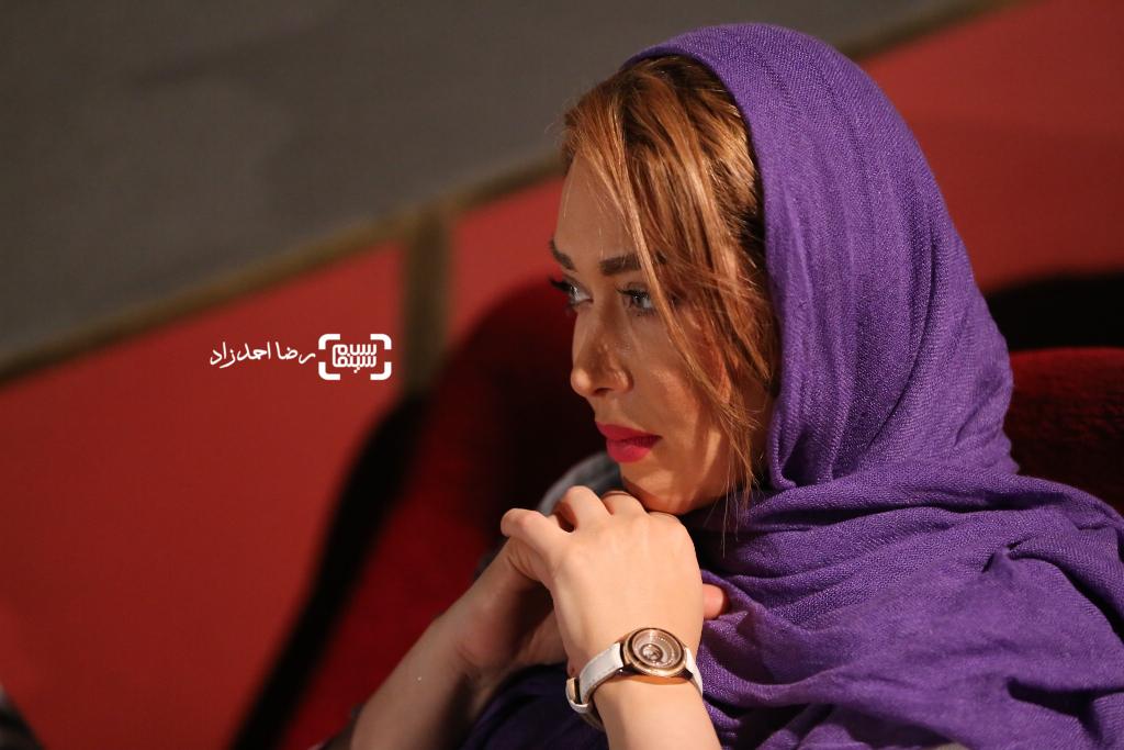 اکران خصوصی «اینجا کسی نمی میرد» با حضور سارا منجزی پور
