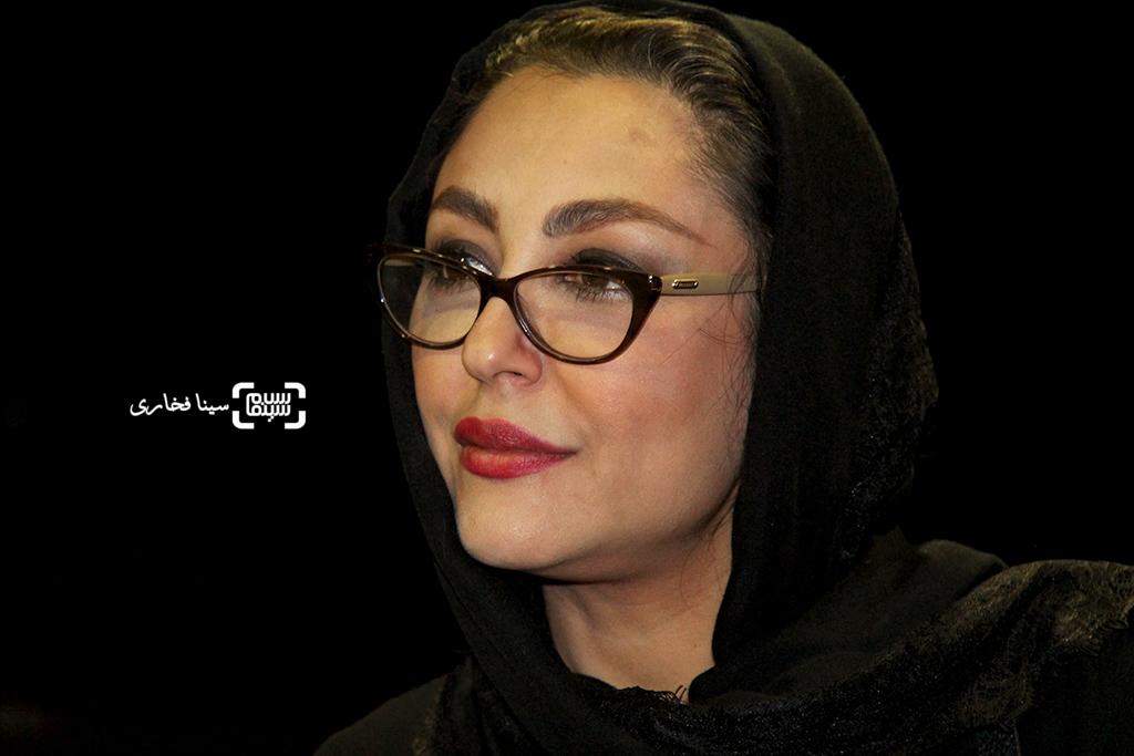 شقایق فراهانی در اکران خصوصی فیلم «این زن حقش را میخواهد»