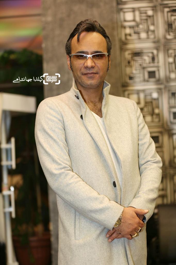 شهرام شکوهی در اکران خصوصی فیلم «لاک قرمز»