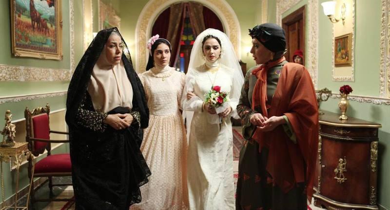 نمایی از سریال نمایش خانگی «شهرزاد»