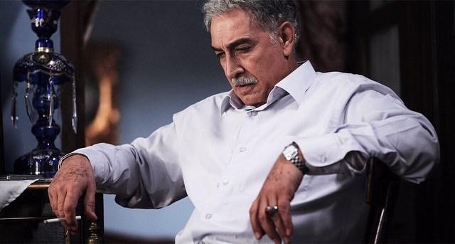 محمود پاک نیت در نمایی از سریال «شهرزاد»