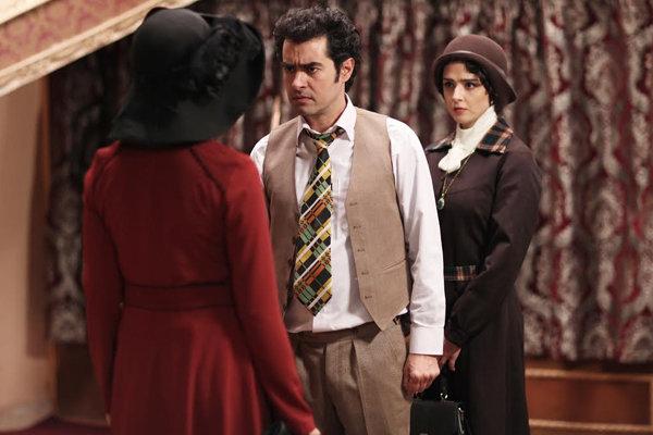 نمایی از سریال «شهرزاد» با بازی ترانه علیدوستی و شهاب حسینی shahrzad series