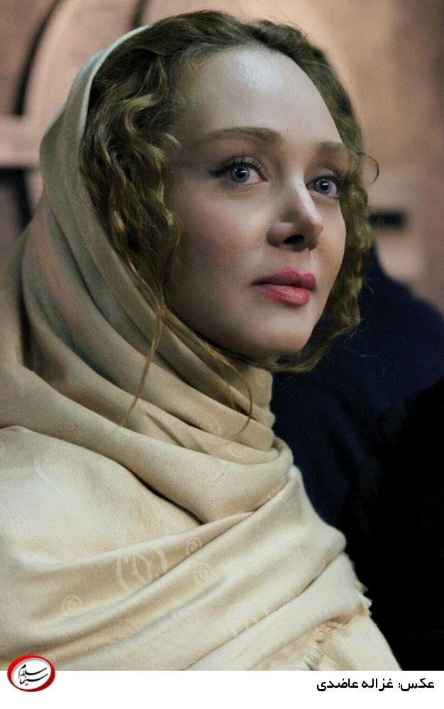 شهره قمر در اکران خصوصی فیلم «در مدت معلوم»