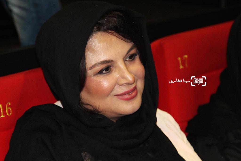شهره سلطانی در اکران خصوصی فیلم «این زن حقش را میخواهد»