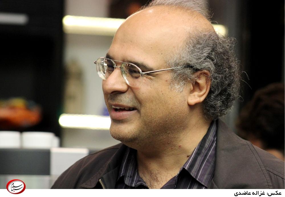 طوفان مهردادیان در اکران خصوصی فیلم «در مدت معلوم»