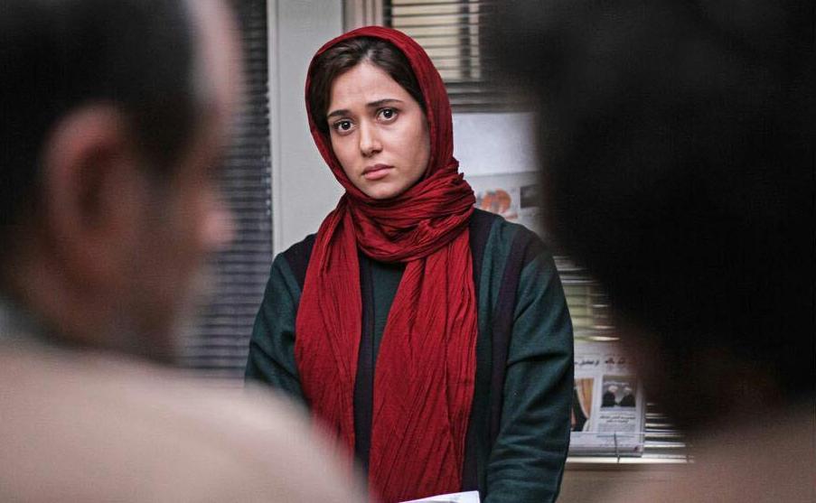 پریناز ایزدیار در نمایی از فیلم «یک روز بخصوص»