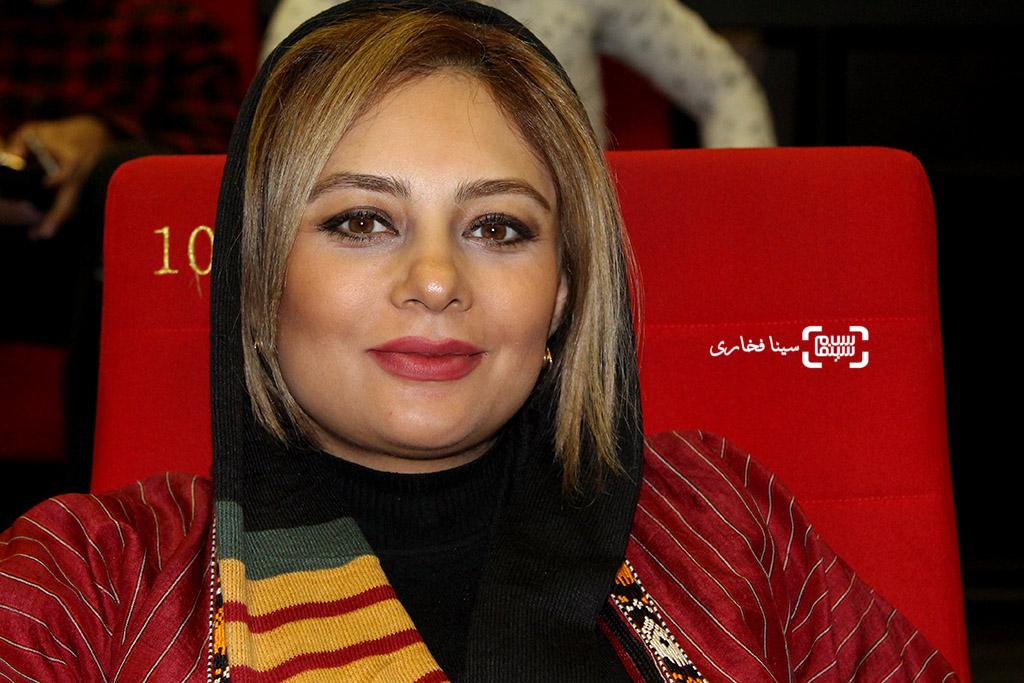 یکتا ناصر در اکران خصوصی فیلم «این زن حقش را میخواهد»