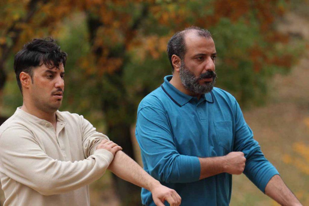 فیلم «زاپاس» با بازی امیر جعفری و جواد عزتی