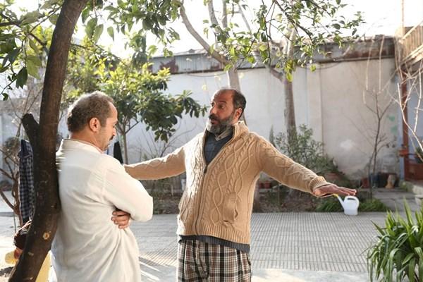 فیلم «زاپاس» با بازی امیر جعفری و احمد مهران فر