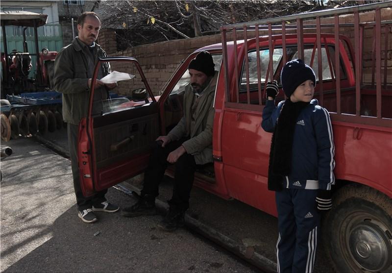 فیلم «زاپاس» با بازی ماهان نصیری، امیر جعفری و احمد مهران فر