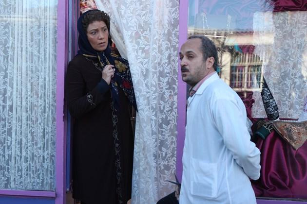 فیلم «زاپاس» با بازی شبنم مقدمی و جواد عزتی