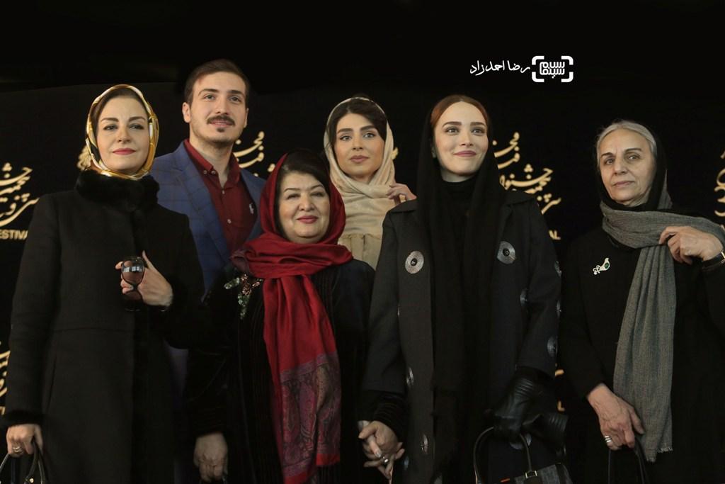 اکران فیلم «زیر سقف دودی» در سی و پنجمین جشنواره فیلم فجر