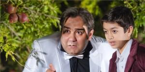 نمایی از فیلم سینمایی «جنجال در عروسی» ساخته سید رضا خطیبی
