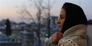 مریلا زارعی در نمایی از فیلم «گیتا» اولین ساخته مسعود مددی
