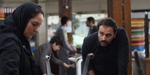 آرش مجیدی در نمایی از فیلم «خانهای در خیابان چهل و یکم» ساخته حمیدرضا قربانی