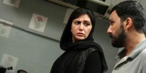 حامد بهداد و باران کوثری در فیلم «سد معبر»