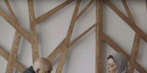زهرا داوودنژاد و احسان امانی در فیلم «شماره 17 سهیلا» ساخته محمود غفاری