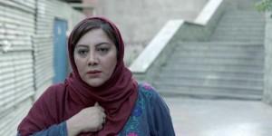 زهرا داوودنژاد در فیلم «شماره 17 سهیلا» ساخته محمود غفاری