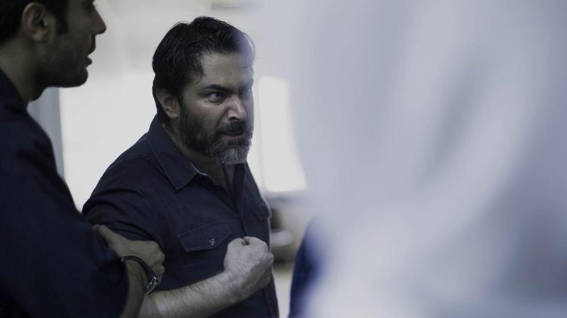 پارسا پیروزفر در فیلم شکاف